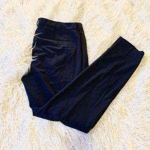 H&M Skinny Slack Navy Blue 34R